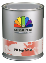 Global PU Top Gloss 0,5 ltr