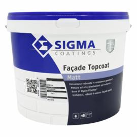 Sigma Facade Topcoat Mat