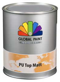 Global PU Top Matt 0,5 ltr