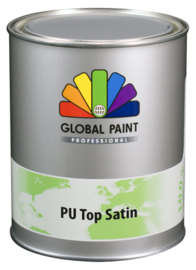 Global PU Top Satin 0,5 ltr