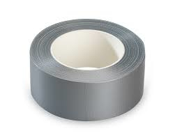 Duct-tape grijs 50mm x 50mtr