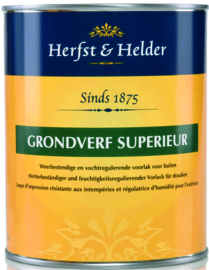 Herfst & Helder Grondverf Superieur 1 ltr