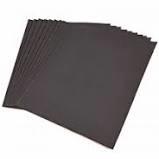 Schuurpapier waterproof