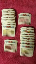 Vintage haarkammen