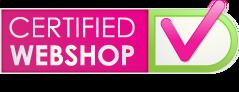 Certified webshop, webshop trustmark