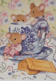 "Kaart ""Time for Tea"