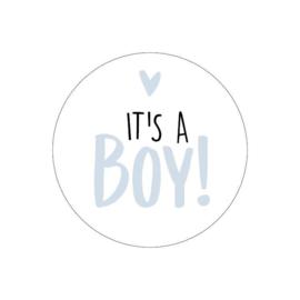 """Stickers """"It's A Boy"""""""