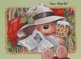 """Kaart """"Van Harte""""3"""