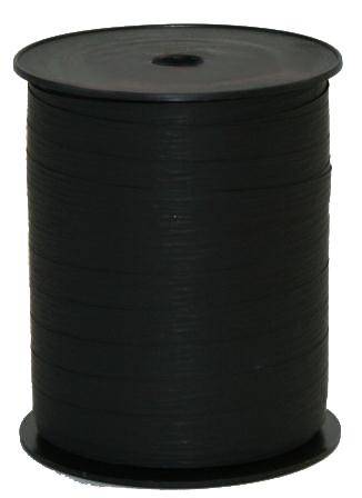 Krullint Zwart per 2 meter