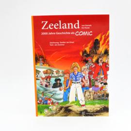 Comic Zeeland von Damals bis Heute