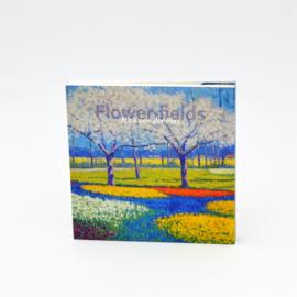 Kaartenset Flowerfields - Niek van der Plas