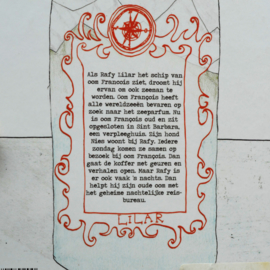 Boek Het Zeeparfum van oom François
