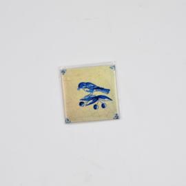 Diverse magneten Dutch Tiles