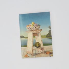 Kunstkaart Vruchtenmand - Rijken