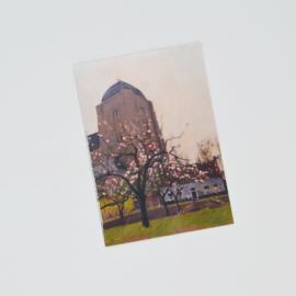 Kunstkaart Grote Kerk Veere