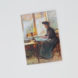 Kunstkaart Kantklosster Brugge