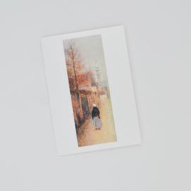 Kunstkaart Simon Oomstraat