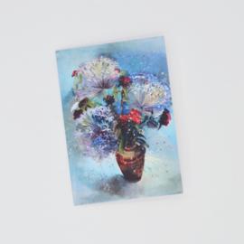 Kunstkaart Bloemstilleven