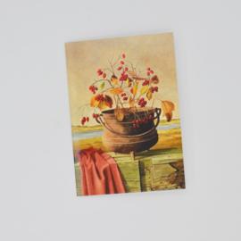 Kunstkaart Herfst - Rijken