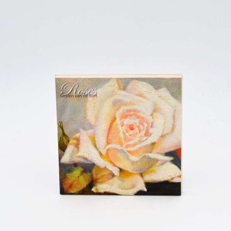 Kaartenset Roses - Gezien van de Riet