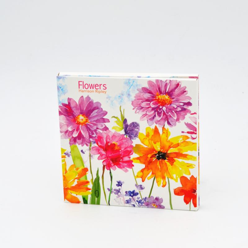 Kaartenset Flowers - Harrison Ripley