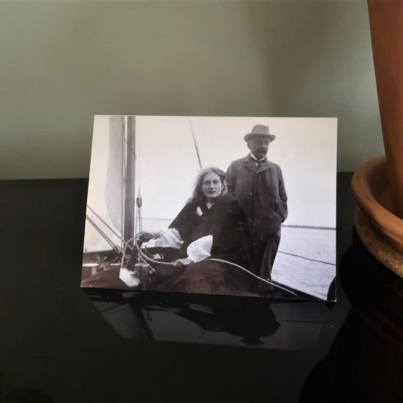 Kunstkaart Alma & Albert Oakes