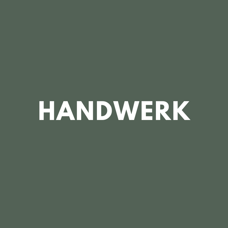 handwerken