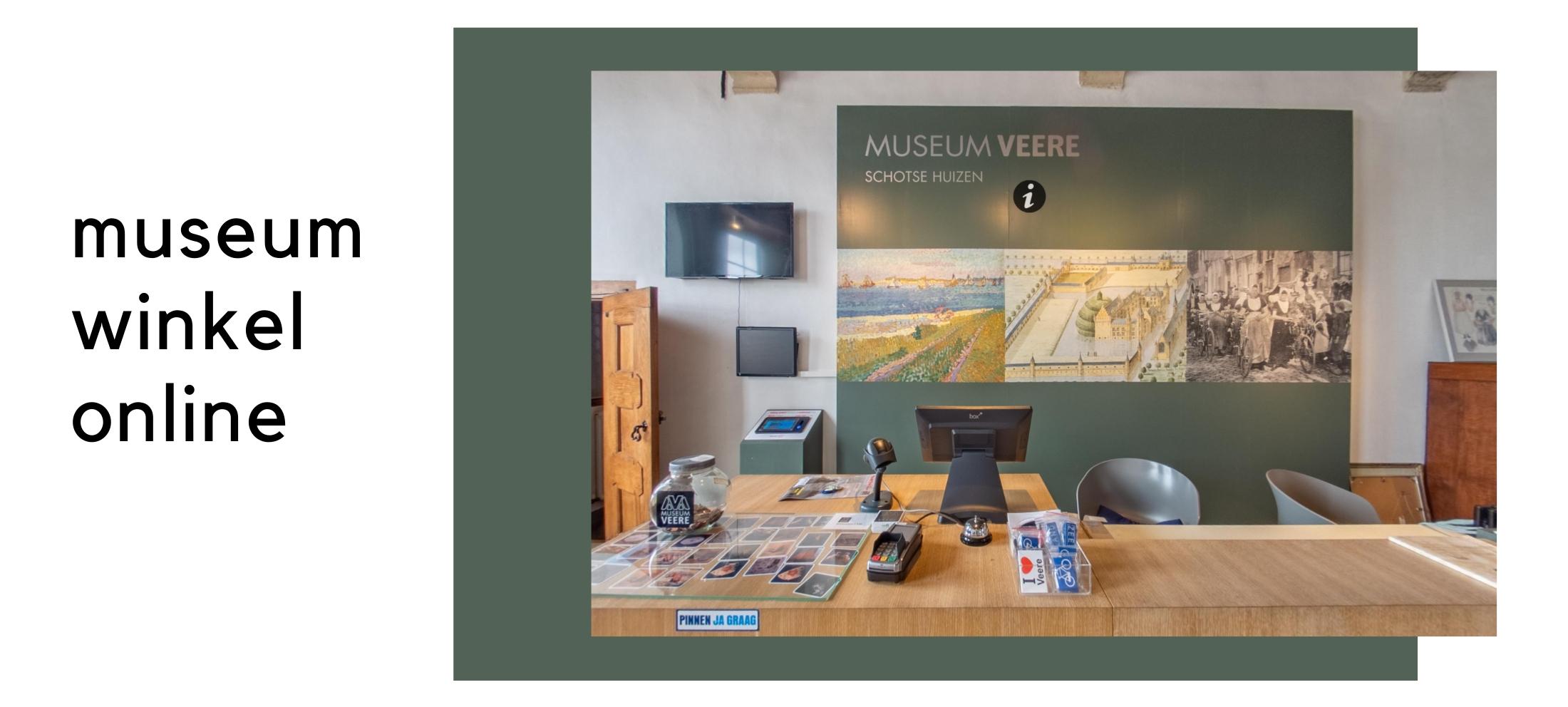 museumwinkel online