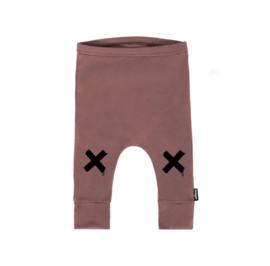 DRIPPIN' X PANTS DARK PINK