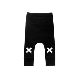 DRIPPIN' X PANTS BLACK