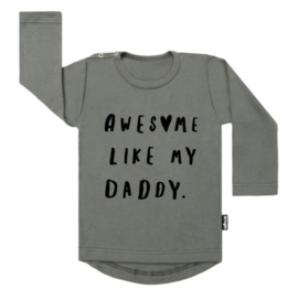 TEE AWESOME LIKE MY DADDY