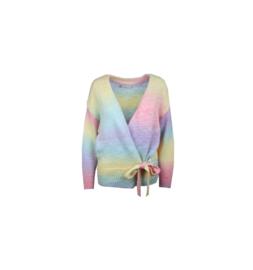 Vest pastel rainbow