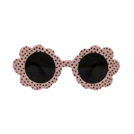 Sunnie Flower pink Dots Junior
