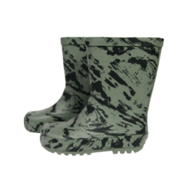 RAINBOOTS GREEN DISTRESS