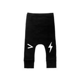 PANTS LIGHTNING BLACK