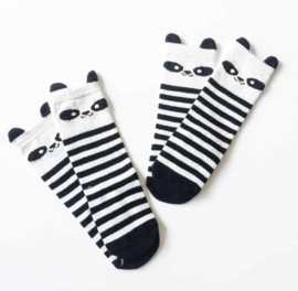PANDA HIGH SOCKS