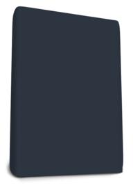 Badstof Hoeslaken Marine