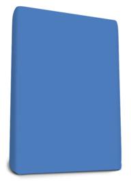 Badstof Hoeslaken Royal Blue