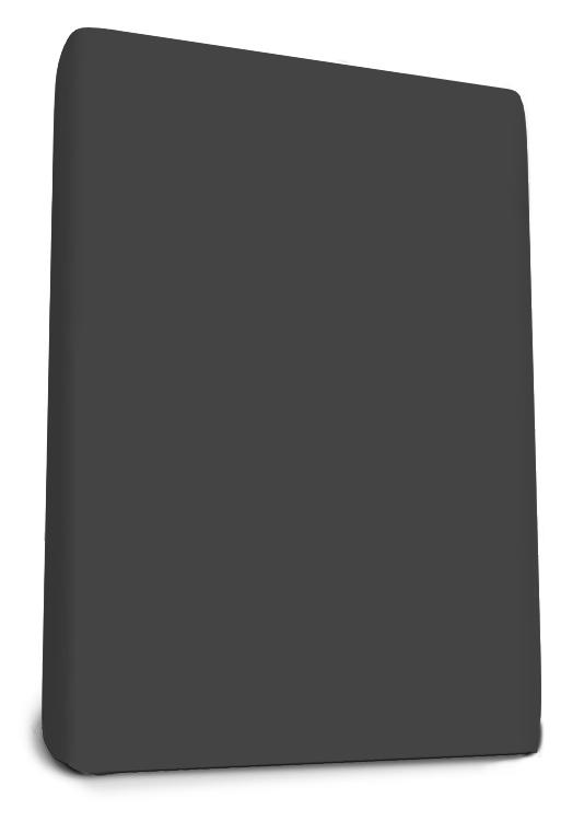 Badstof Hoeslaken Anthracite