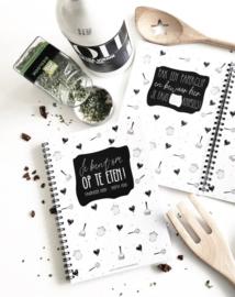 Receptenboek - Winkeltje van Anne