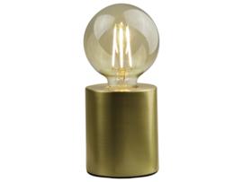 Gouden ledlamp