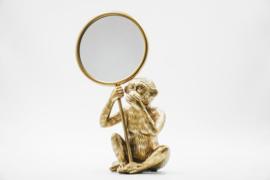 Housevitamin Monkey Mirror Gold