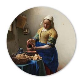 Wooncirkel Melkmeisje – Johannes Vermeer  - 30cm