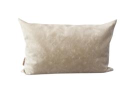 KMCT | INDOOR & OUTDOOR USE | sierkussen 'Beige Leather' 60x40 cm