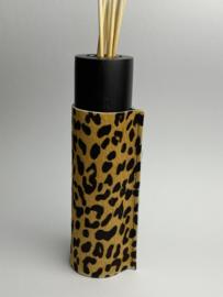 Hoes voor geurstokjes - luipaard