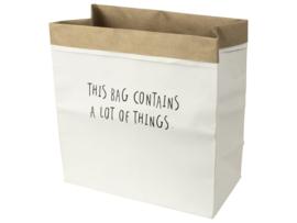 Gusta papieren zak