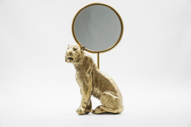 Housevitamin Tiger Mirror Gold