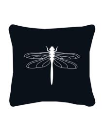 ZOEDT - Buitenkussen Libelle 40x40 cm