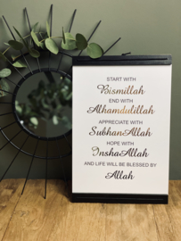 Islamitische poster