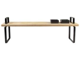 Gusta serveerplank  met handvaten 57x16cm